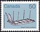 Canada, 50¢ Sleigh, 1 August 1985