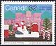 Canada, 32¢ Santa Claus parade, 23 October 1985