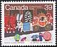 Canada, 39¢ Santa Claus parade, 23 October 1985