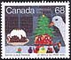 Canada, 68¢ Santa Claus parade, 23 October 1985