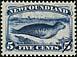Newfoundland, 5¢ [Seal], 1894
