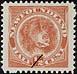 Newfoundland, 1/2¢ [Newfoundland dog], January 1896