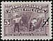 Newfoundland, 5¢ [Mining], 24 June 1897