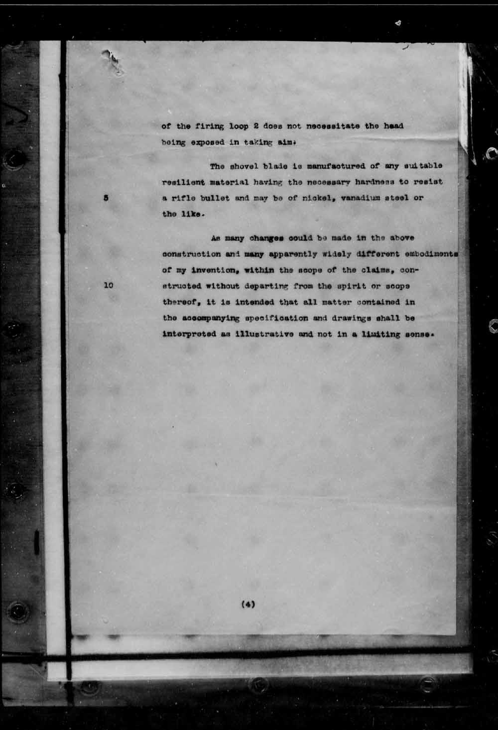 Page numérisé de Brevets canadiens, 1869-1919 pour l'image numéro: e005691677