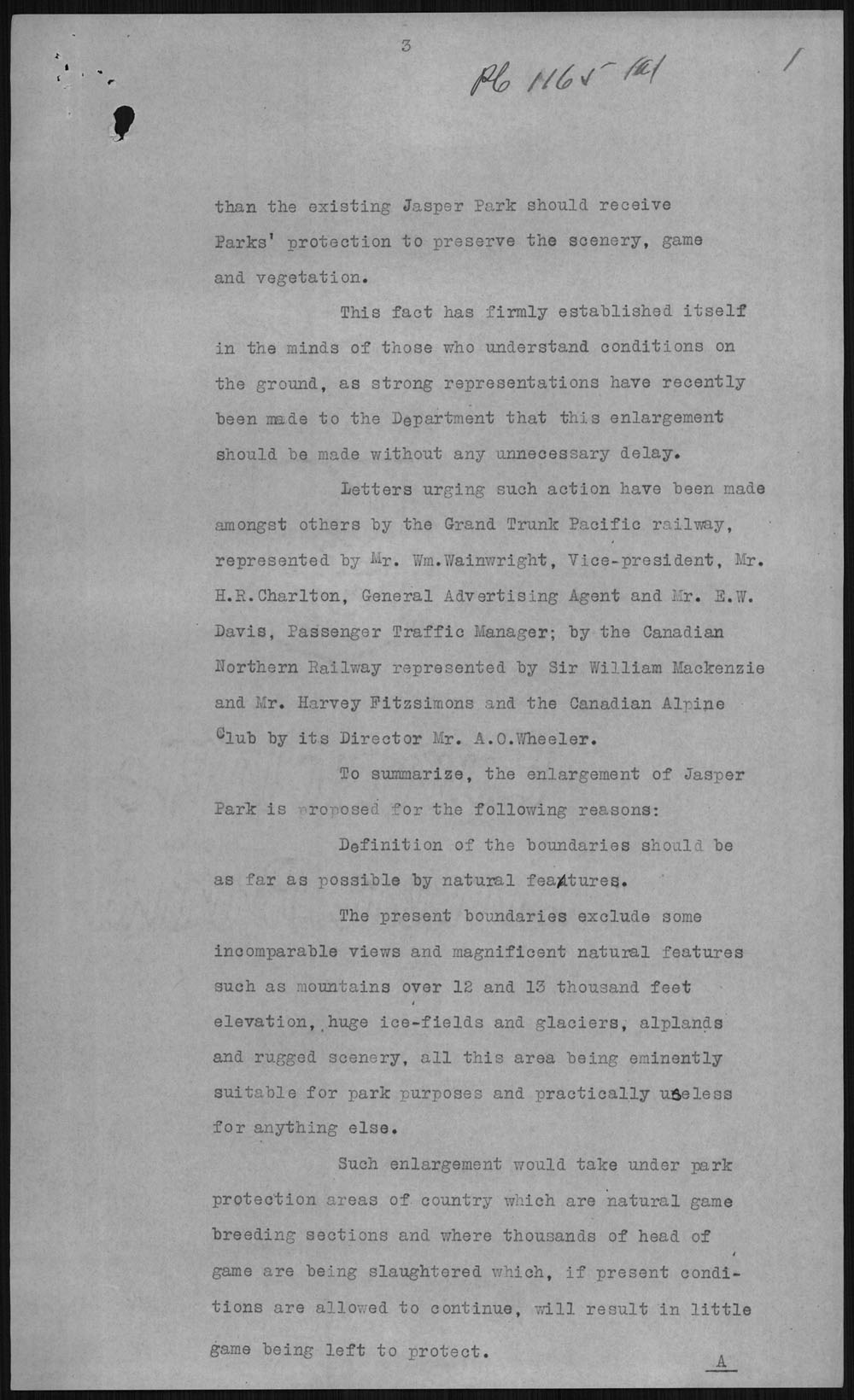 Digitized page of Orders in Council for Image No.: e010877244-v8