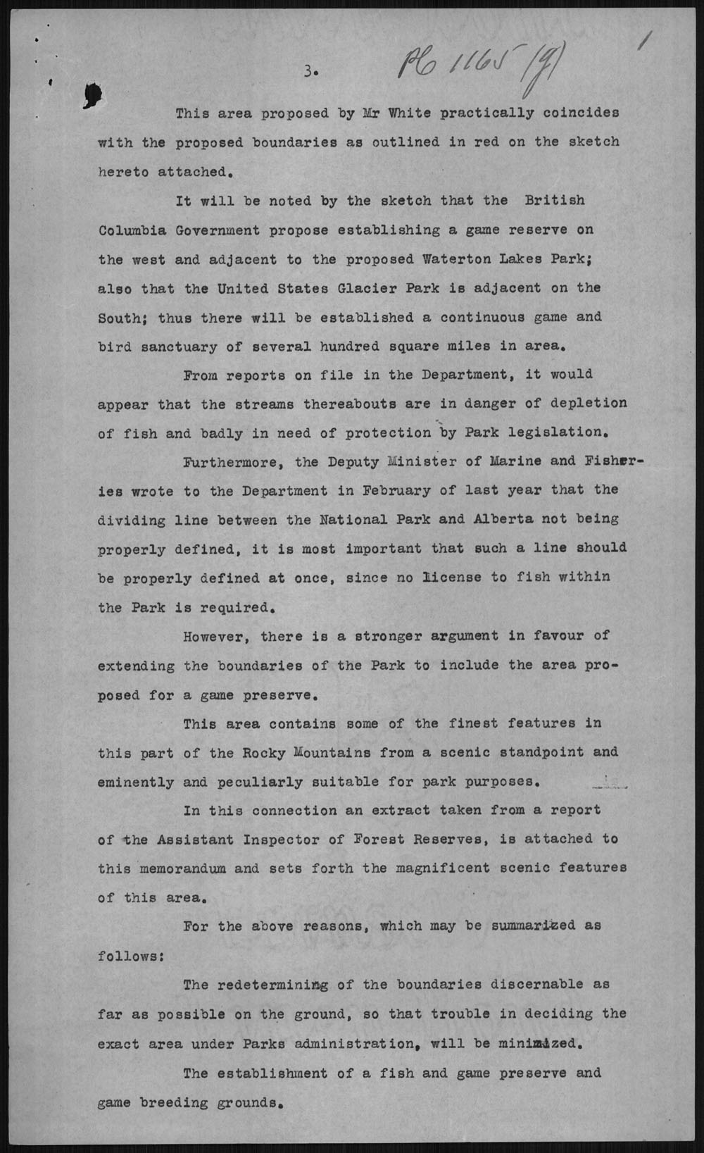 Digitized page of Orders in Council for Image No.: e010877256-v8