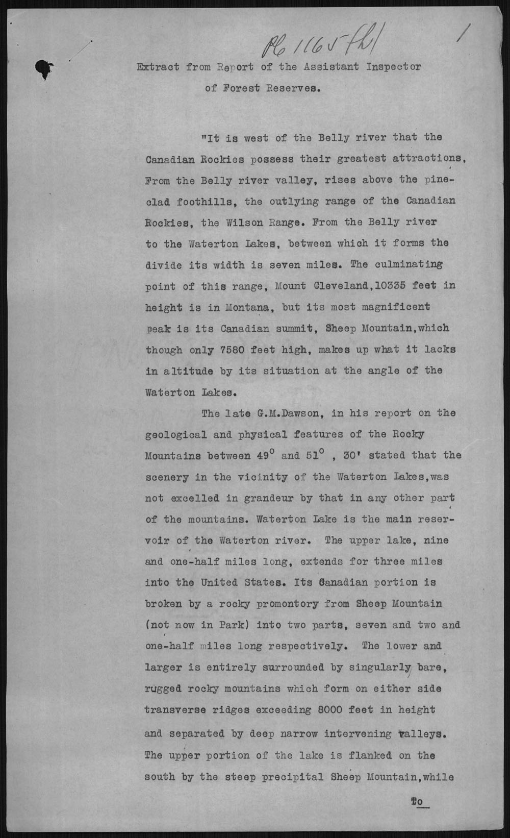 Digitized page of Orders in Council for Image No.: e010877258-v8
