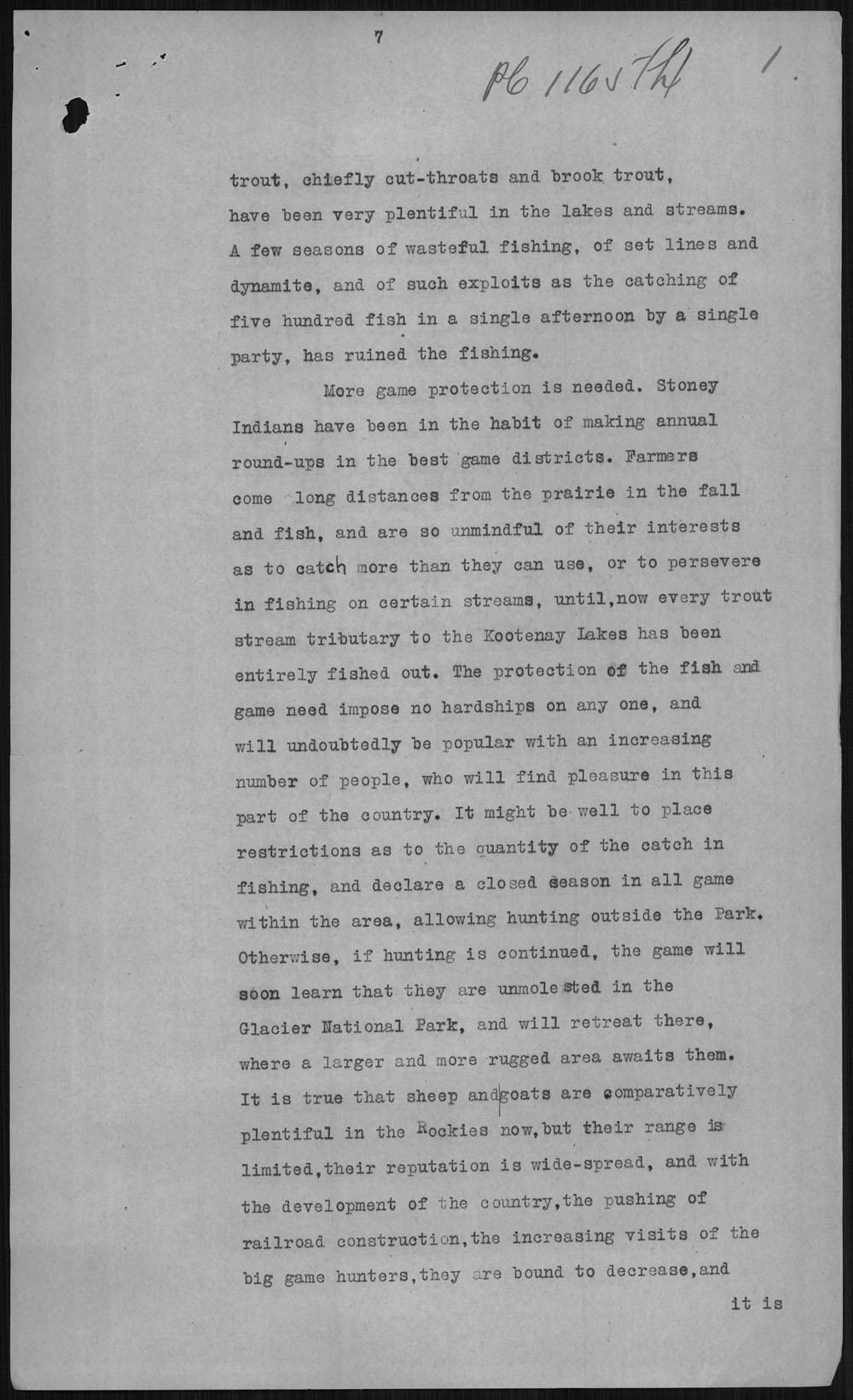 Digitized page of Orders in Council for Image No.: e010877264-v8